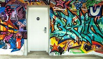 Berlin graphic design hotel - Comunicación para el nuevo Hotel Berlin Mitte