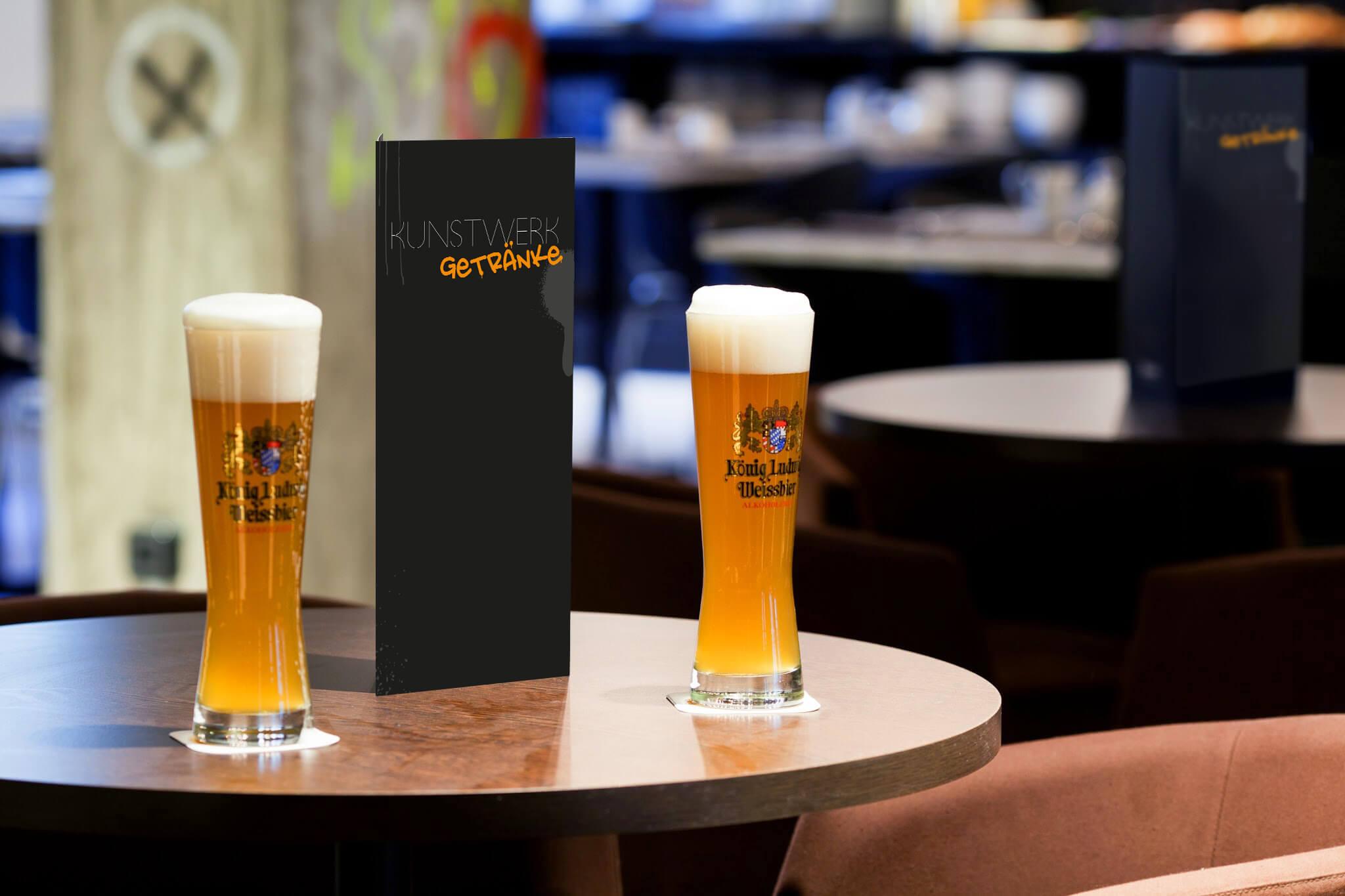 Restaurante berlin diseno - Comunicación para el nuevo Hotel Berlin Mitte
