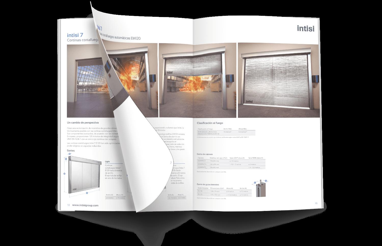 catalogo producto sector servicios barcelona - INTISI, un proyecto global con soluciones a medida