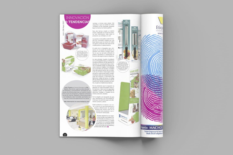 Diseno de packaging barcelona - En reconocimiento a la eficiencia en la creación de packaging