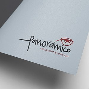 creacion de marca restaurante Barcelona - Branding for Panoramico