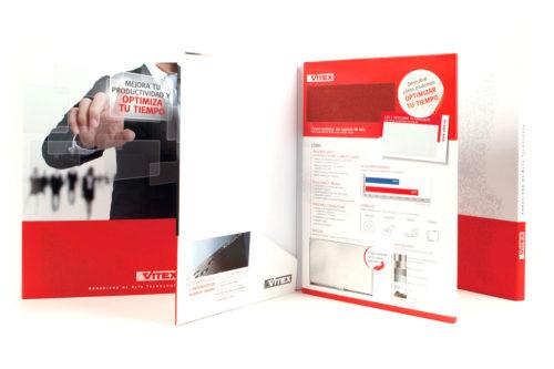 diseno editorial grafico barcelona vitex 1 500x333 - Marketing directo: efectividad al servicio de la comunicación