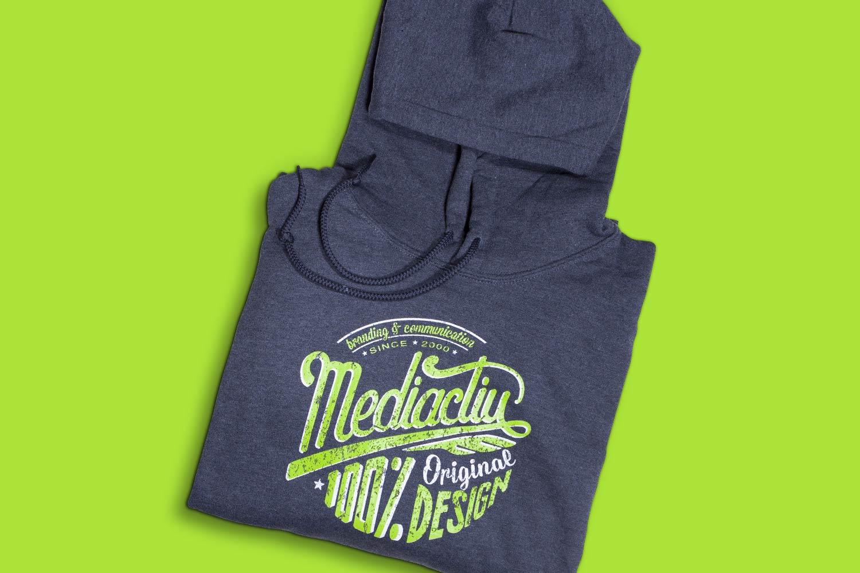 disseny promocional dessuadora barcelona - 100% Original Gray Sweatshirt