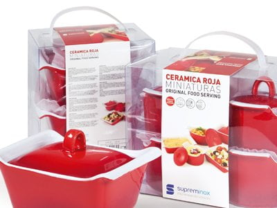agencia diseno grafico packaging - Ceramic Product Packaging