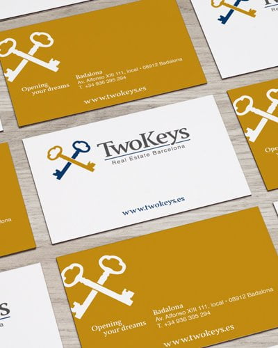 estudio diseno branding en barcelona - TwoKeys, branding and naming