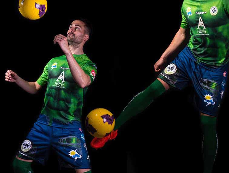 campana marketing futbol - creatividad + estrategia reportan fuerza y estimulo al equipo de futbol Atlético Astorga