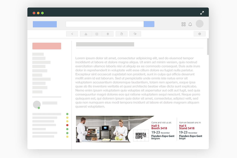 emailing design studio in barcelona - Eventos y ferias que generan retorno de inversión