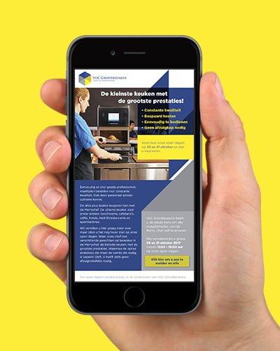mailing promocion empresas diseno - Newsletter, elemento de comunicaciónonline