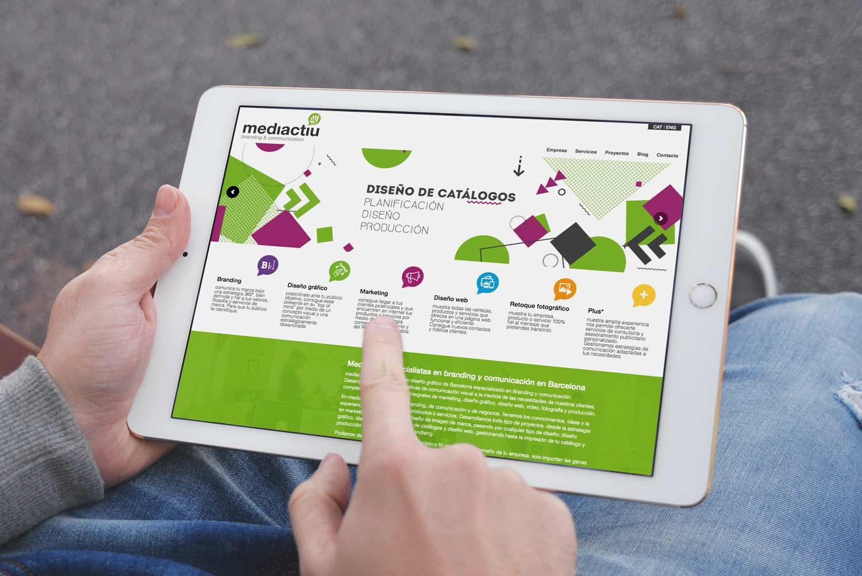 diseno paginas web empresa barcelona - ¿Qué es la experiencia de usuario en diseño web y por qué es tan importante?