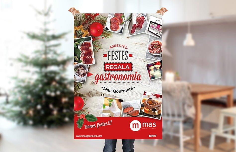 comunicacion grafica navidad barcelona - Consejos para obtener la clave del éxito en una campaña promocional