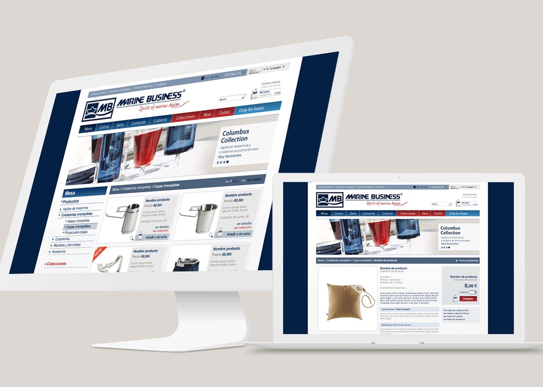 disseny web botiga online estudi barcelona - El M-Commerce como estrategia de marketing en Barcelona