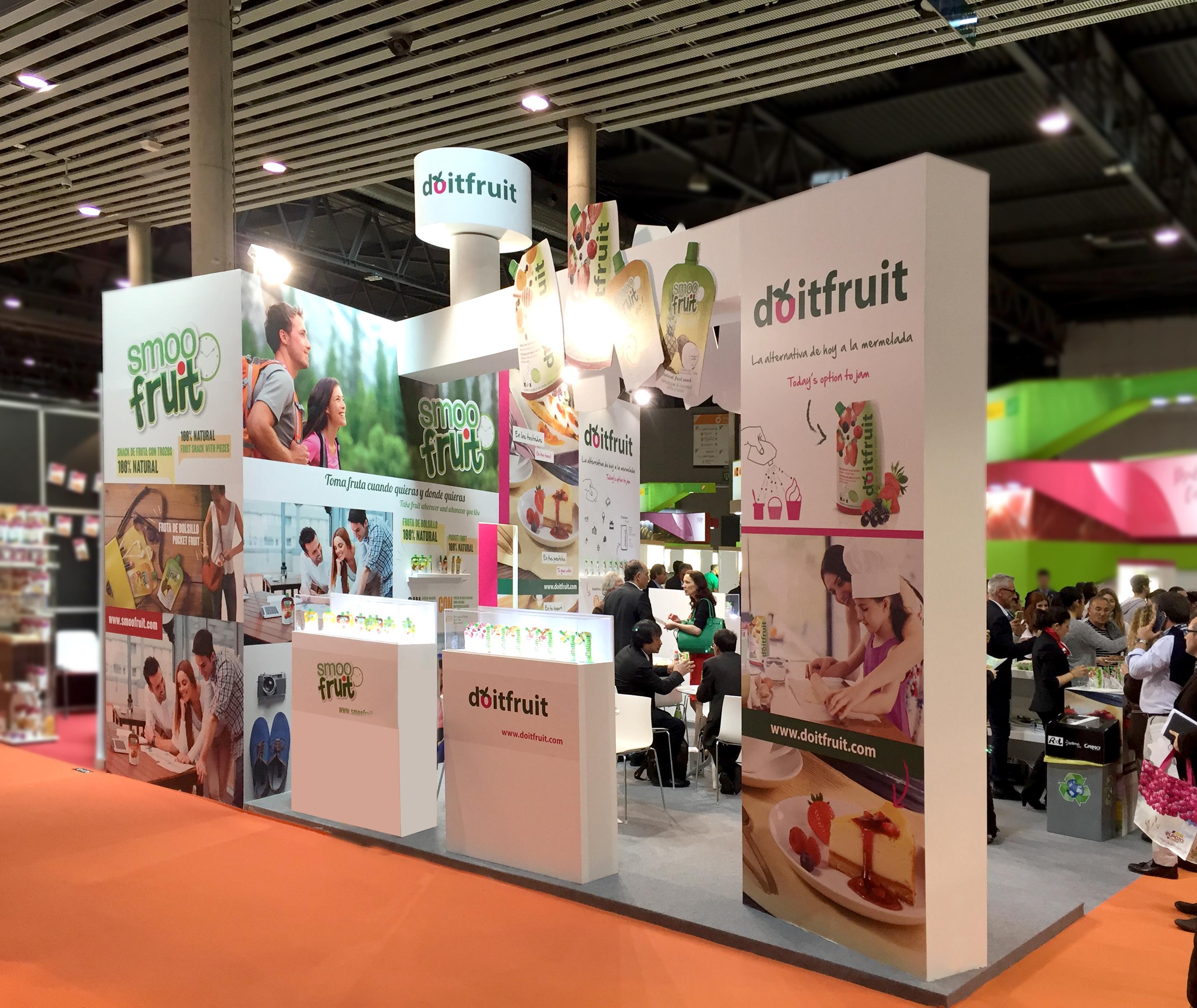 mediactiu disseny stands alimentaria - Descubre las ventajas de realizar un stand corporativo a medida