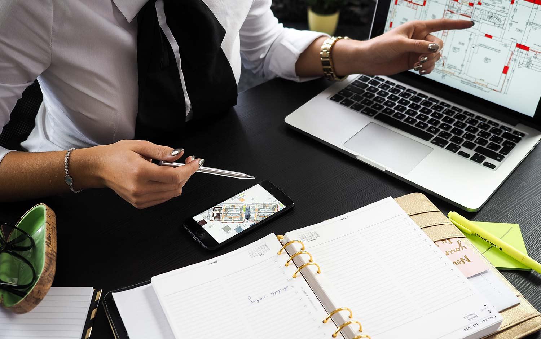 realidad augmentada proyecto estudio diseno - Tendencias tecnológicas en el sector inmobiliario