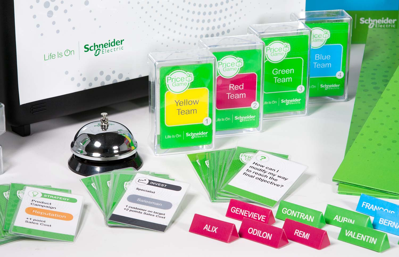 disseny dinamica equip barcelona RRHH - Comunicación Interna RRHH