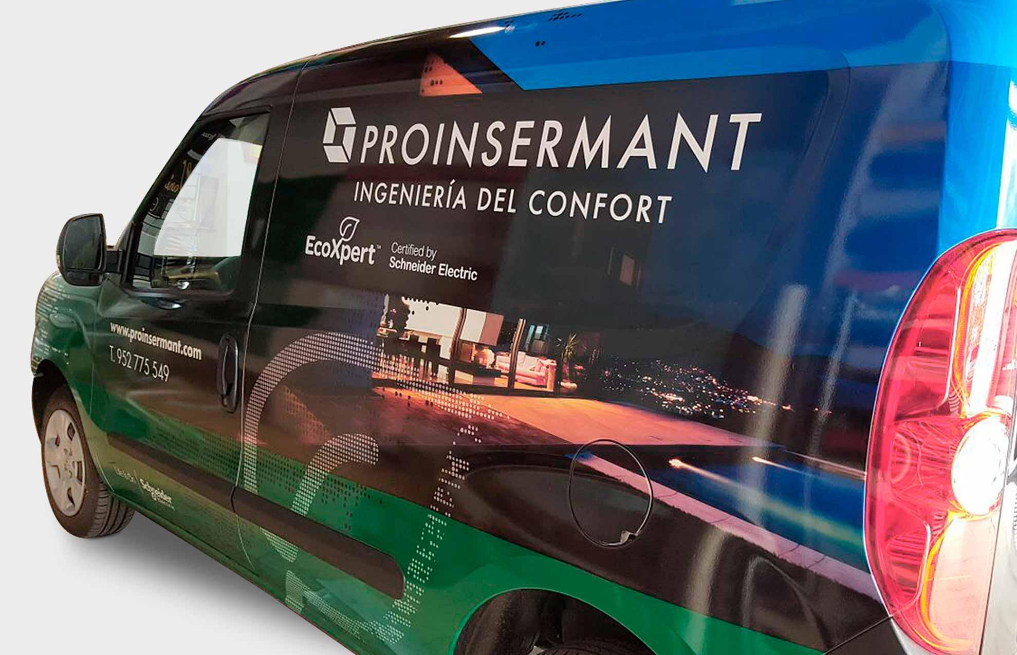 rotulacio furgoneta corporativa barcelona - 6 razones por las que debes rotular una flota de vehículos de empresa