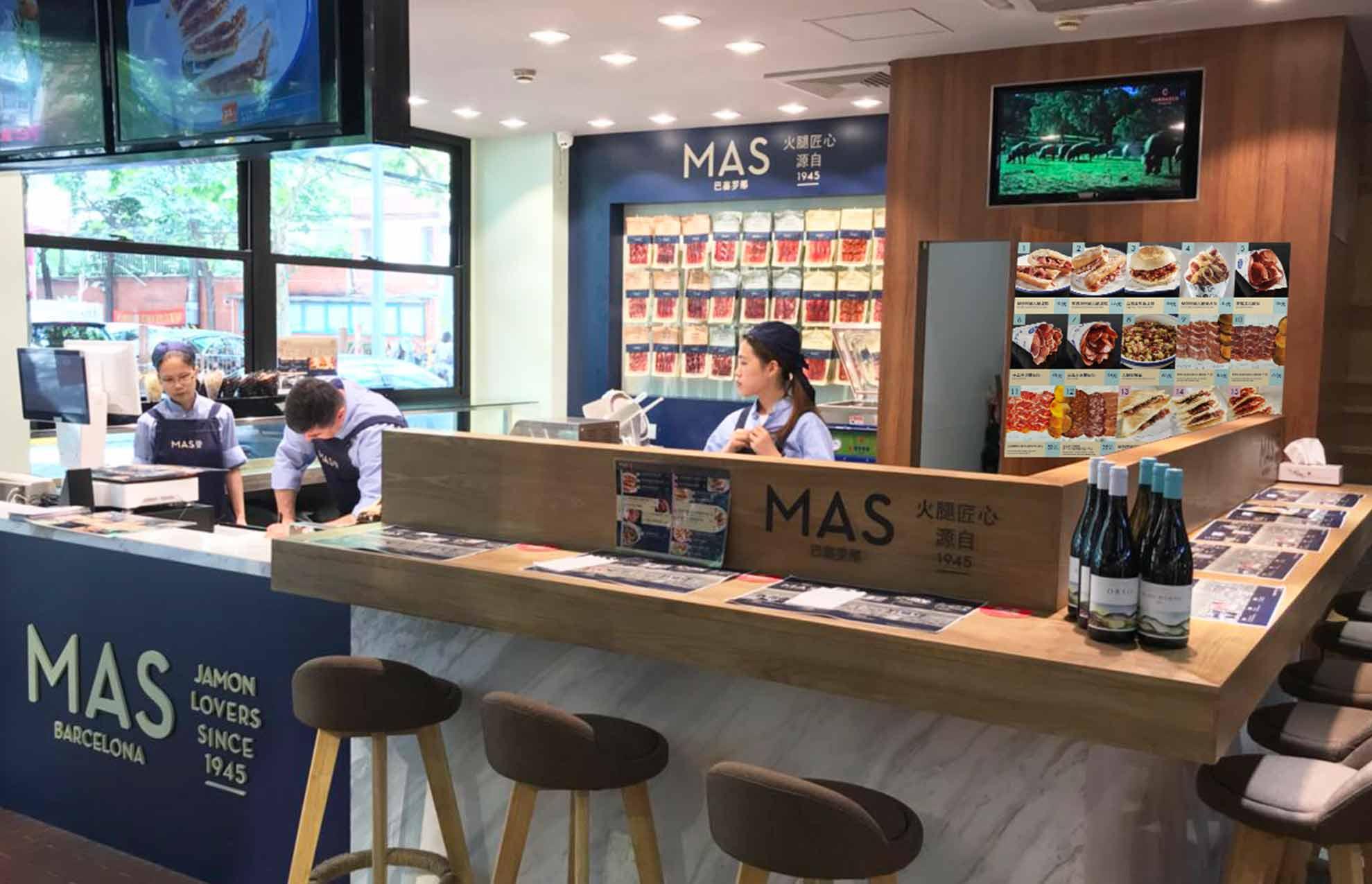 disseny grafic restaurant xina - Estrategia en branding y comunicación comercial para exportar a China