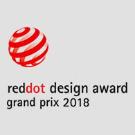 premio red dot grand prix Barcelona - Mediactiu consigue la máxima distinción de los Premios Red Dot Award 2018 de packaging