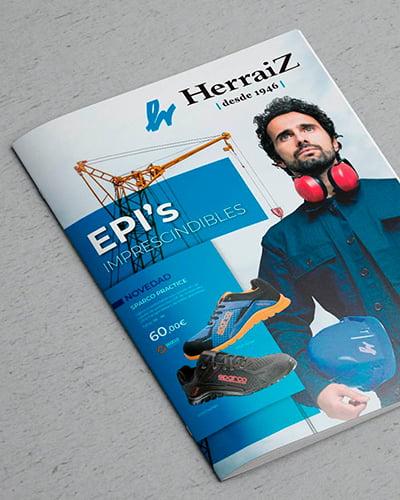 servicios de diseno grafico en barcelona 1 - Catálogo de productos EPI