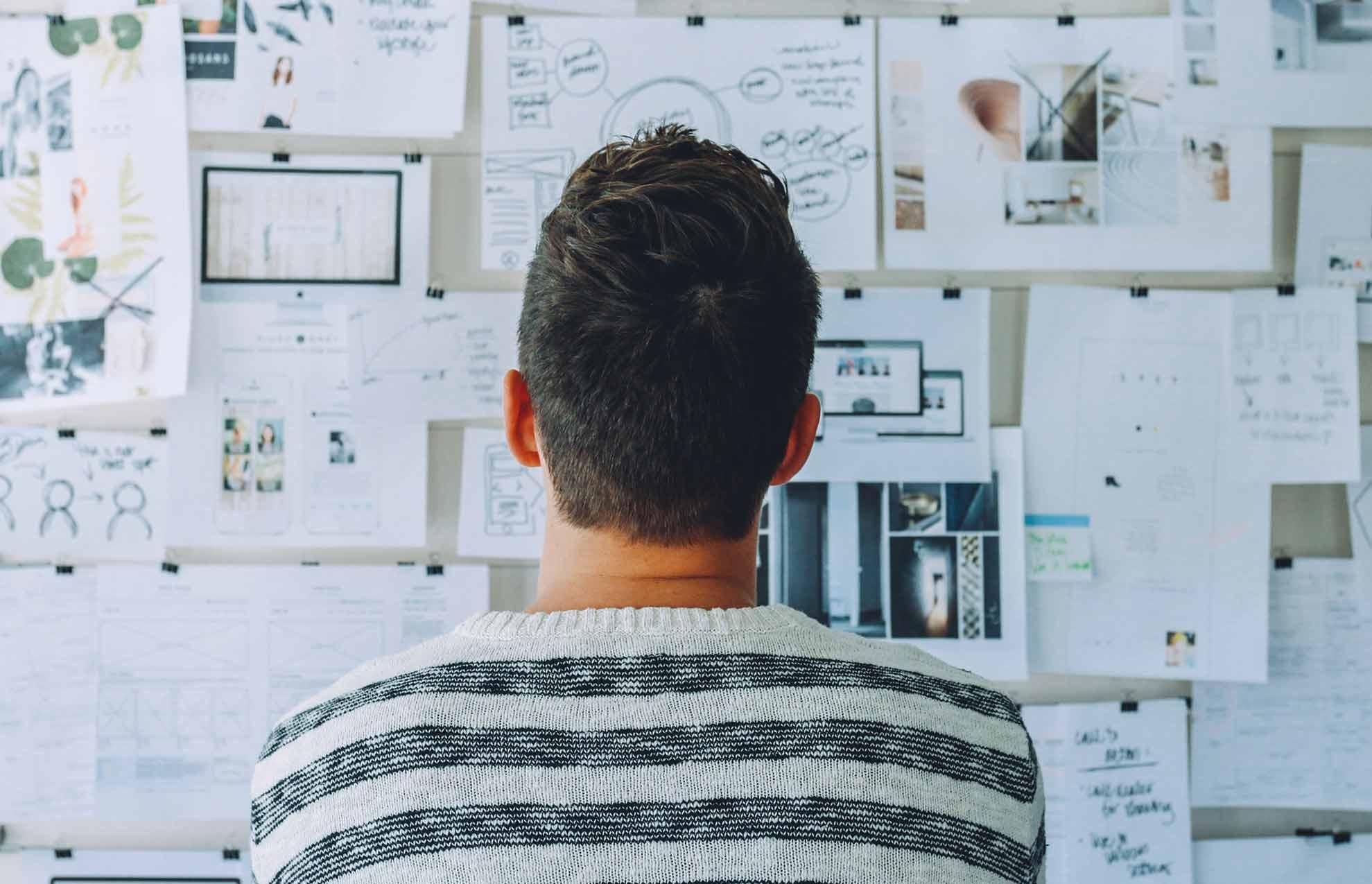 brainstorming proceso de diseno grafico - ¿Qué es un moodboard?