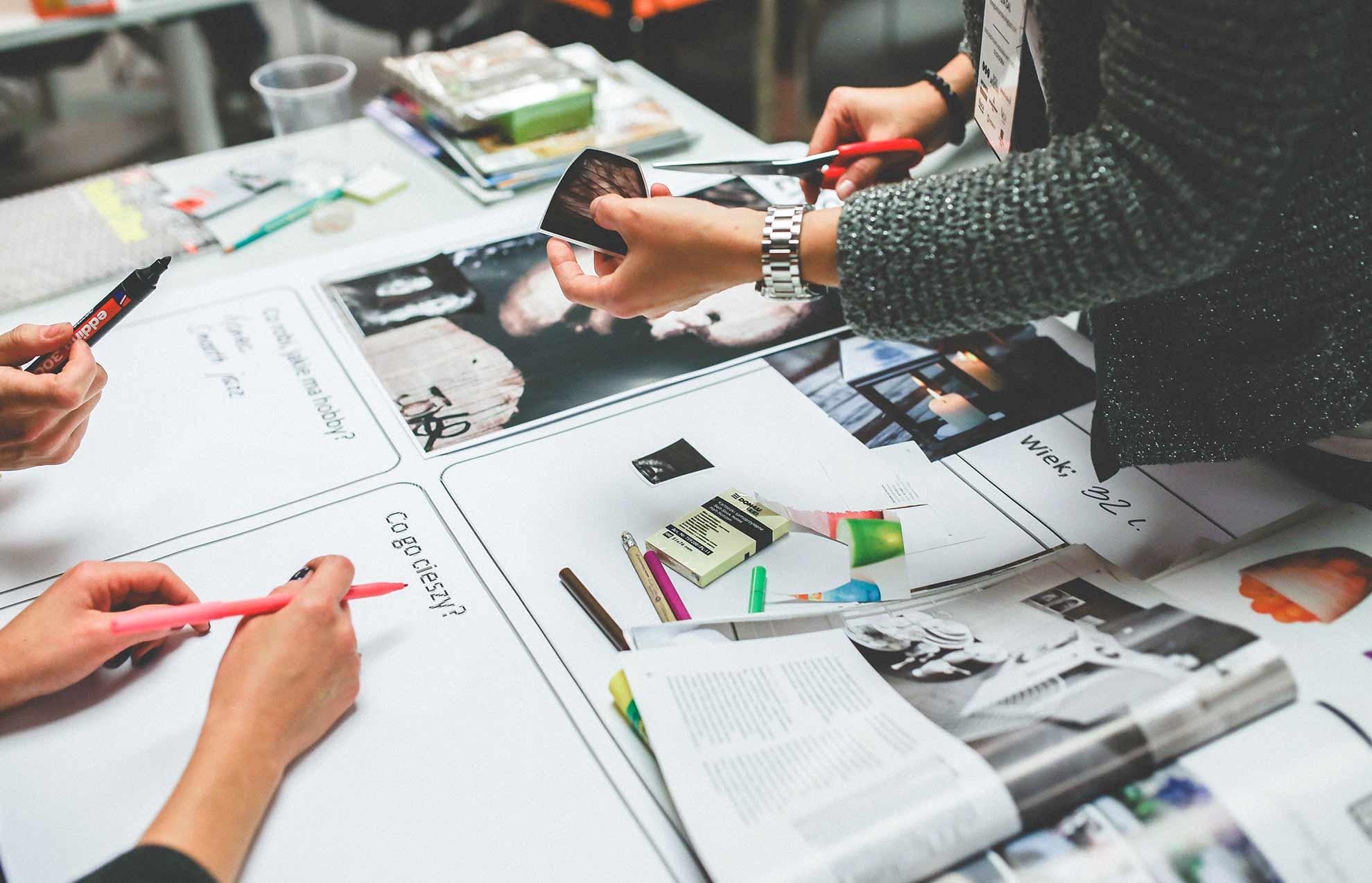 moodboard de ideacion proyecto creativo - ¿Qué es un moodboard?