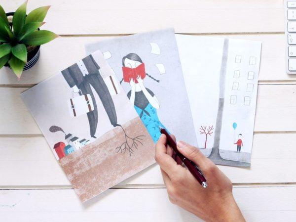 ilustraciones estudio barcelona - Las tendencias del diseño gráfico en 2019