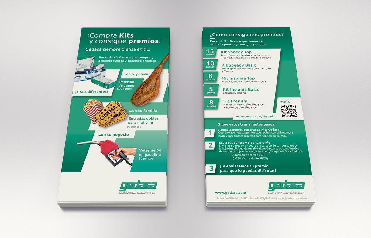 creacion de flyer promocional - Cómo crear una campaña comercial