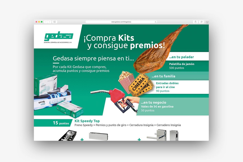 diseno landing page web - Cómo crear una campaña comercial