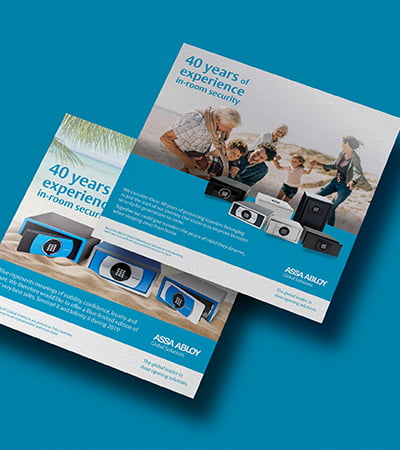 creacion flyers barcelona - Campanya promocional on / off-line
