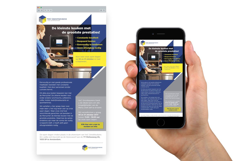 estudi disseny grafic newsletters emailing - La importancia del marketing directo en el sector industrial
