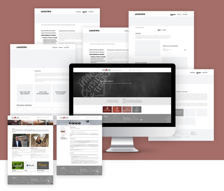 estudio de diseno web barcelona 2 - ¿Quieres crear una web y no sabes cómo empezar? Te damos algunos consejos