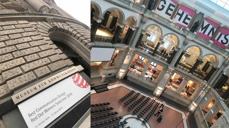 diseno grafico barcelona en berlin - El Grand Prix de los Red Dot awards, el premio de los premios del diseño