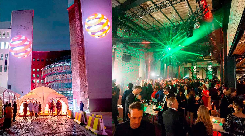que es el designers night berlin - El Grand Prix de los Red Dot awards, el premio de los premios del diseño