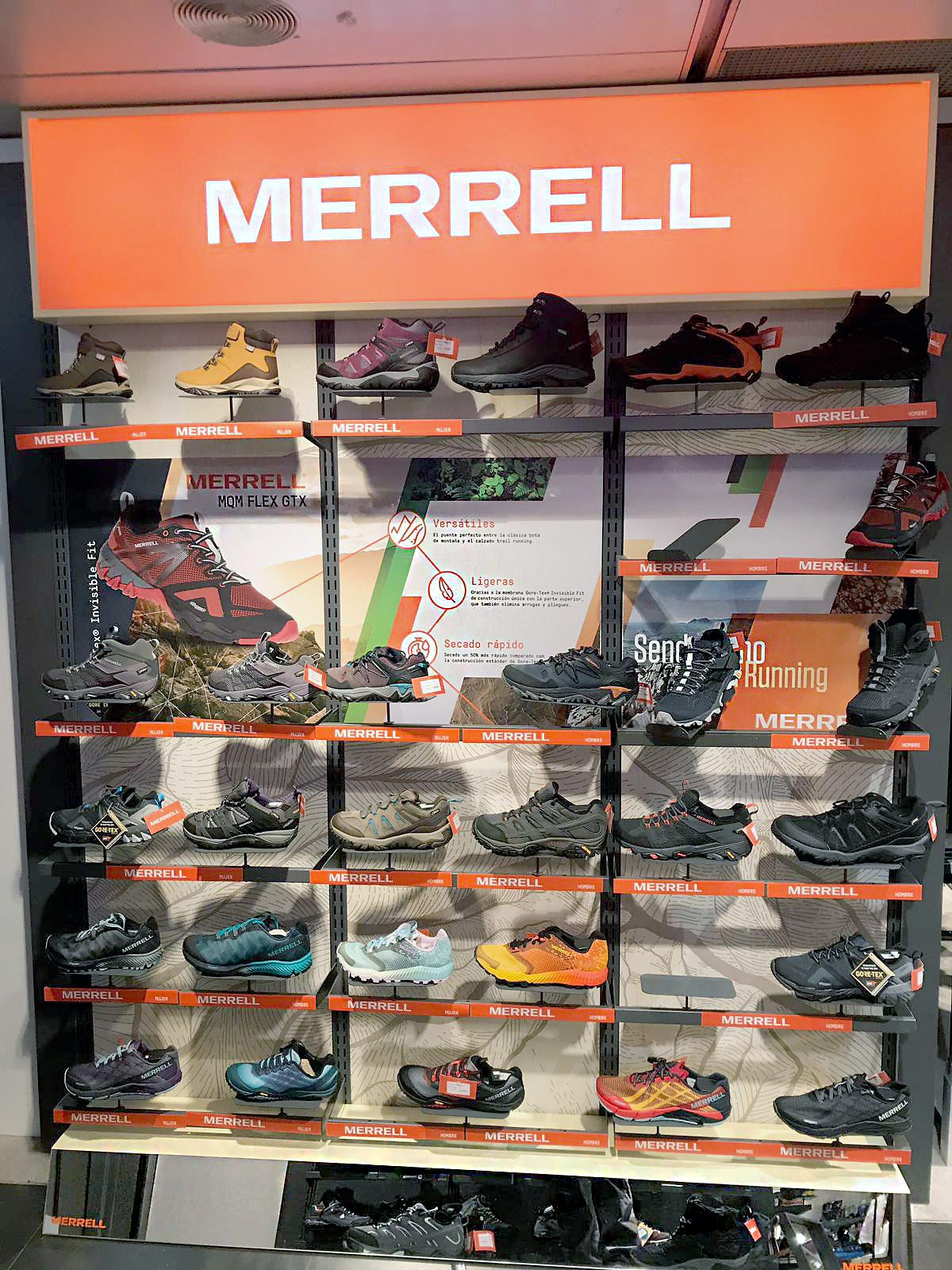 retail tienda deporte - Retail, venta directa al público, evolución y tendencias