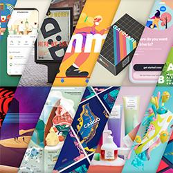 diseno grafico barcelona 2020 - Tendencias en el diseño gráfico 2020