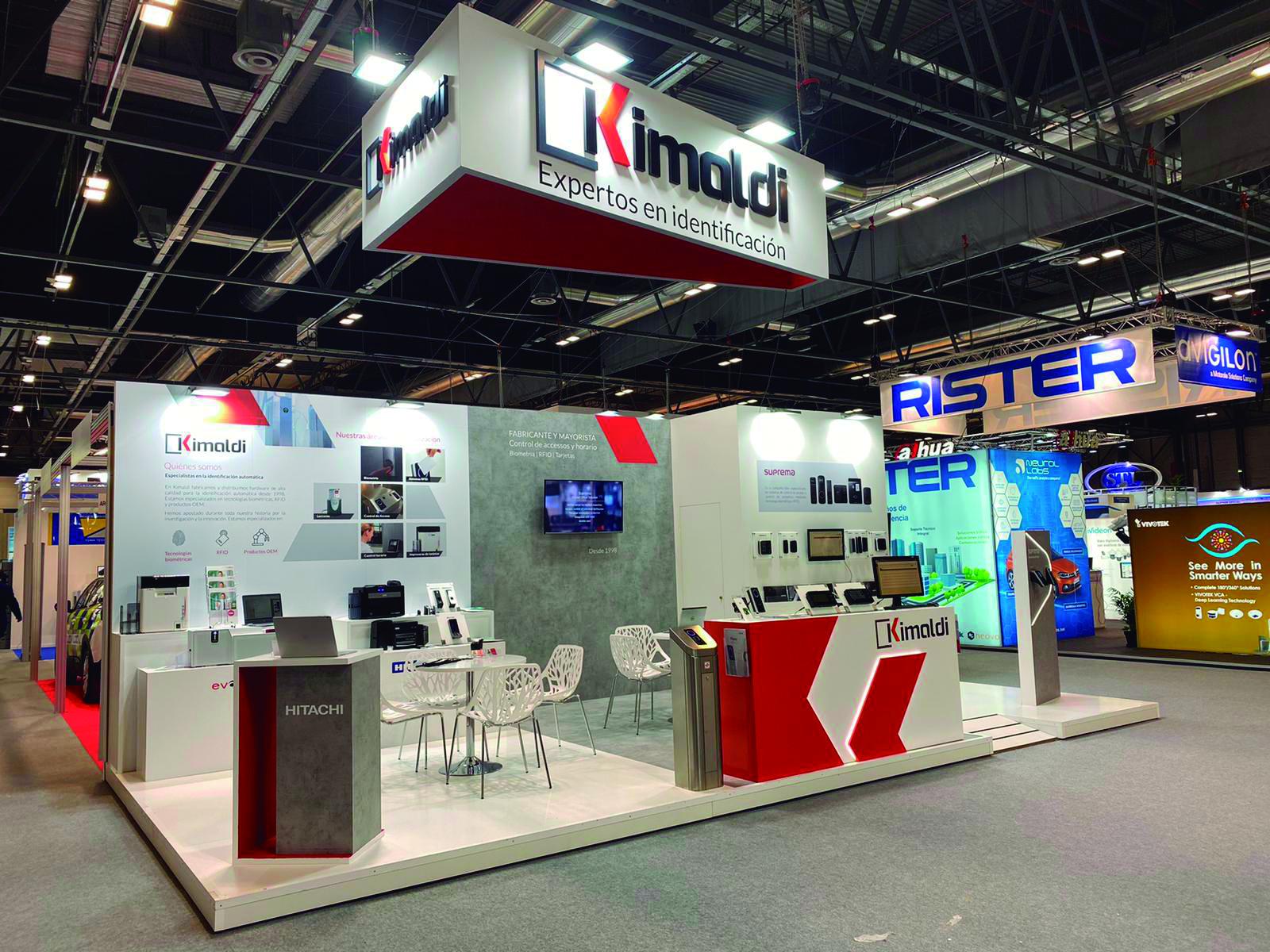 12 Kimaldi Stand - La rotulación una inversión que genera beneficios