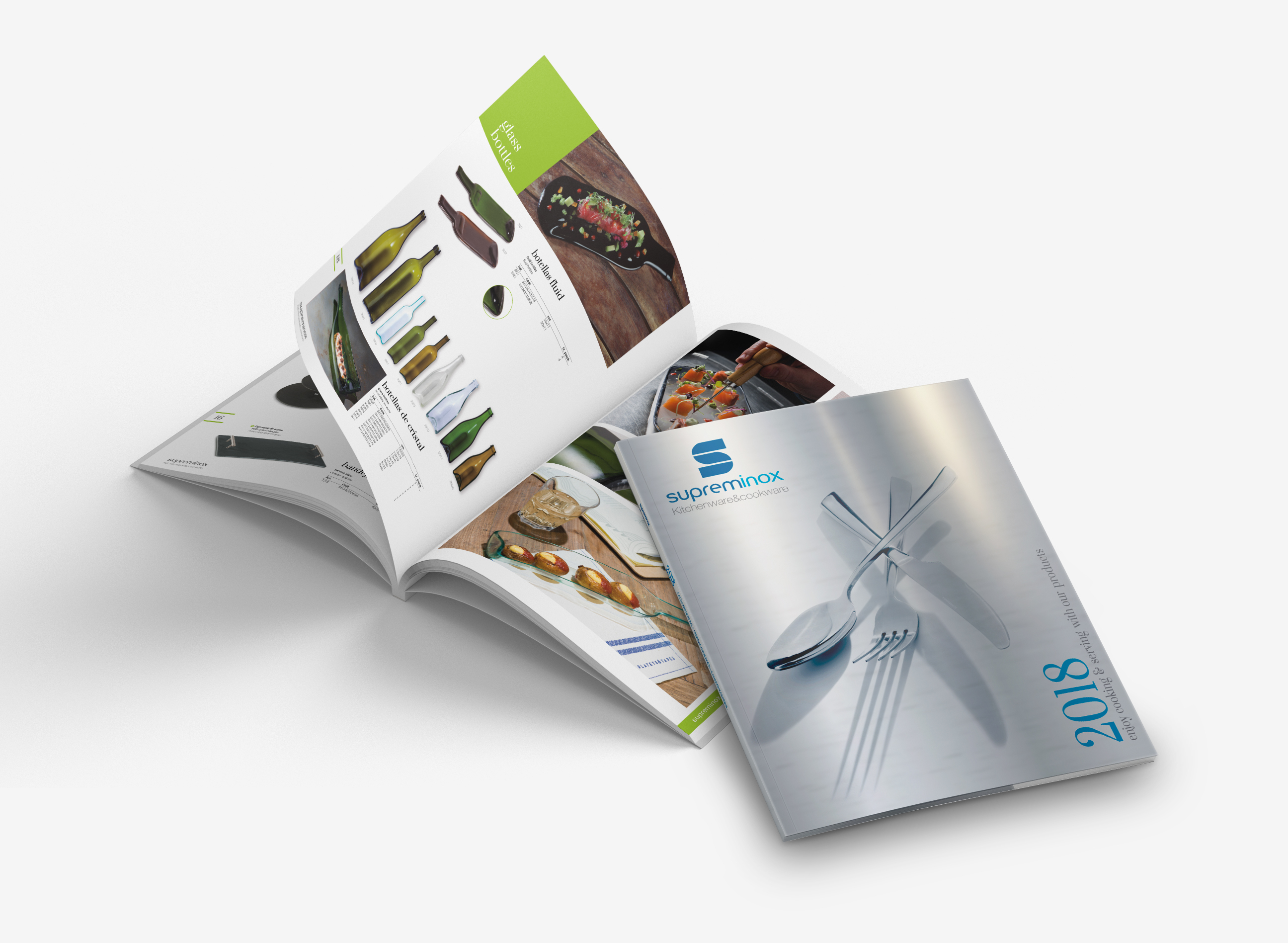 3 catalogo de productos horeca 2 - En el detalle esta la diferencia y con acabados especiales se consigue