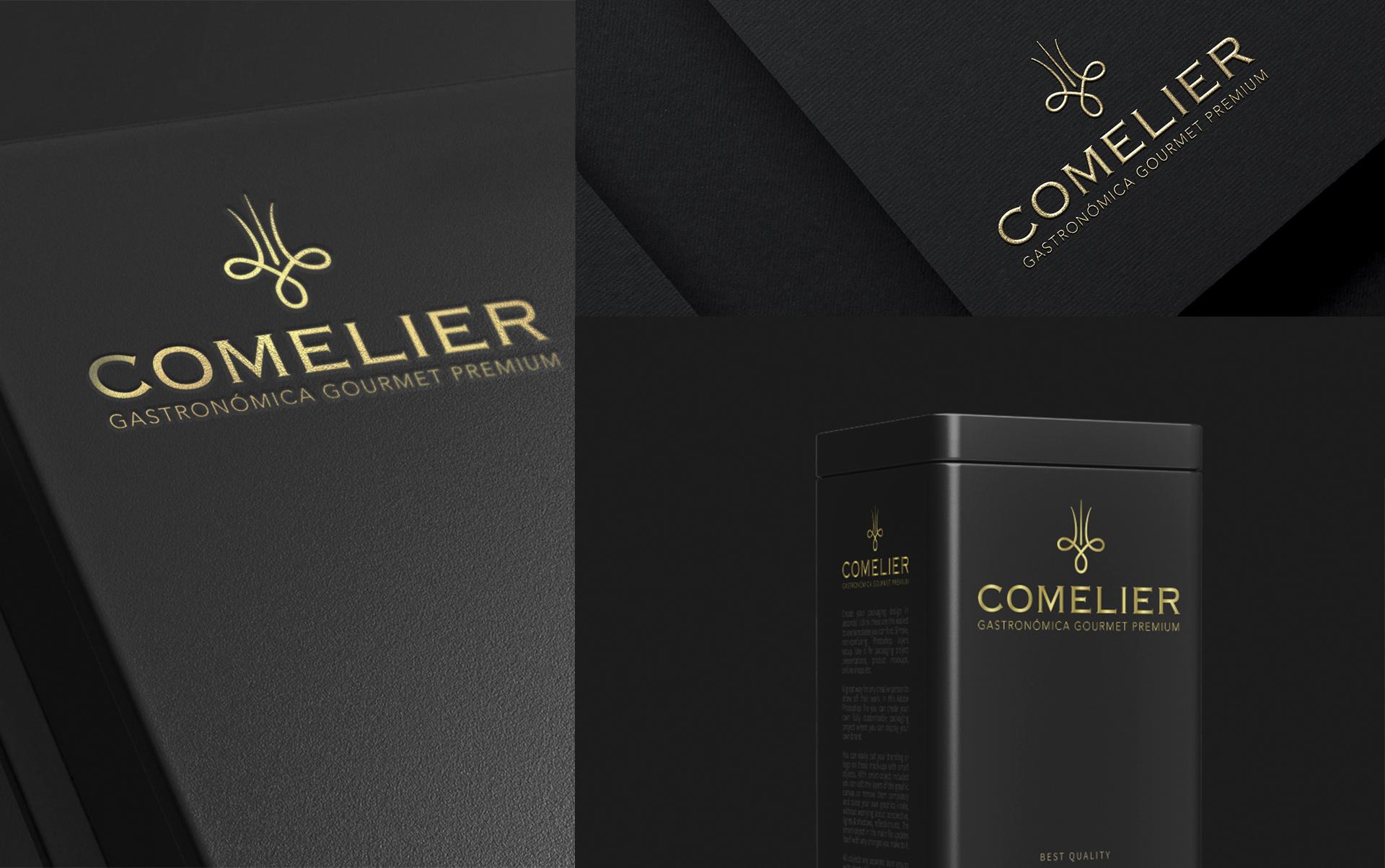 branding elegante diseno barcelona - En el detalle esta la diferencia y con acabados especiales se consigue