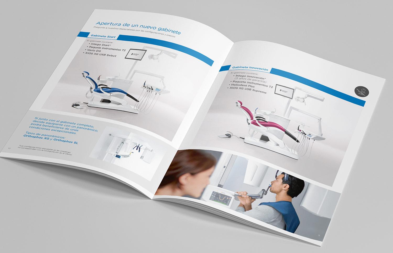 diseno de catalogo sector dental - Branding y Diseño en la industria farmacéutica