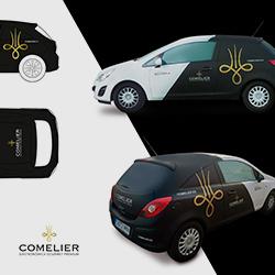 diseno de rotulacion - Impresión personalizada, un potenciador de campañas, comunicación y branding